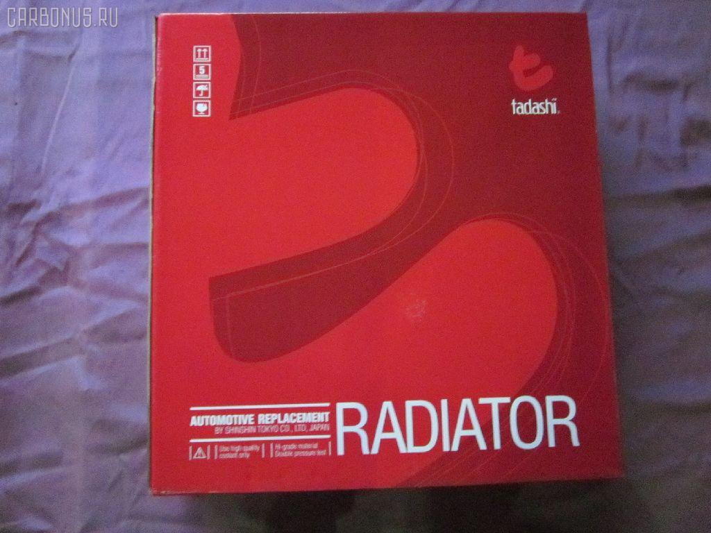 Радиатор ДВС SUZUKI ESCUDO TA01W G16A Фото 2