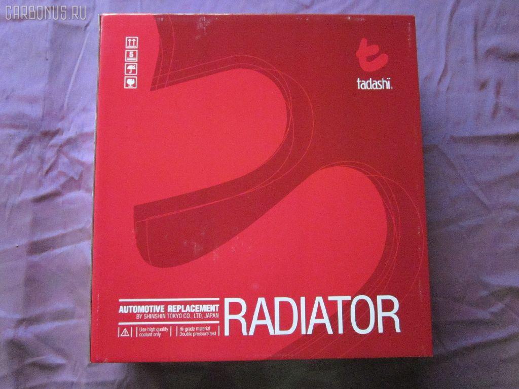 Радиатор ДВС SUZUKI EVERY DA52V Фото 1