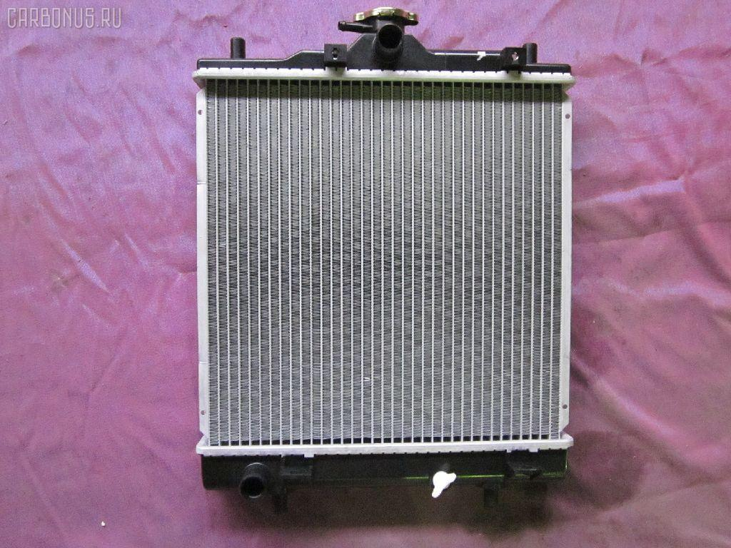 Радиатор ДВС SUZUKI EVERY DA52V Фото 2