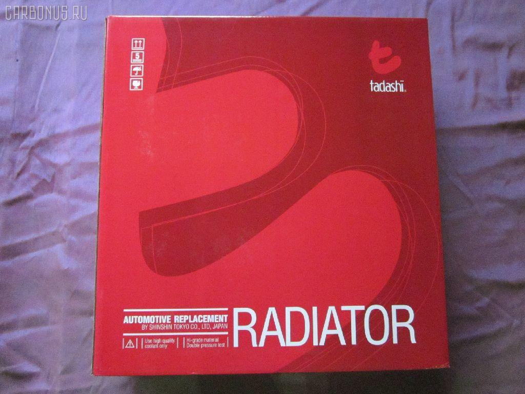 Радиатор ДВС SUZUKI KEI HN22S. Фото 1