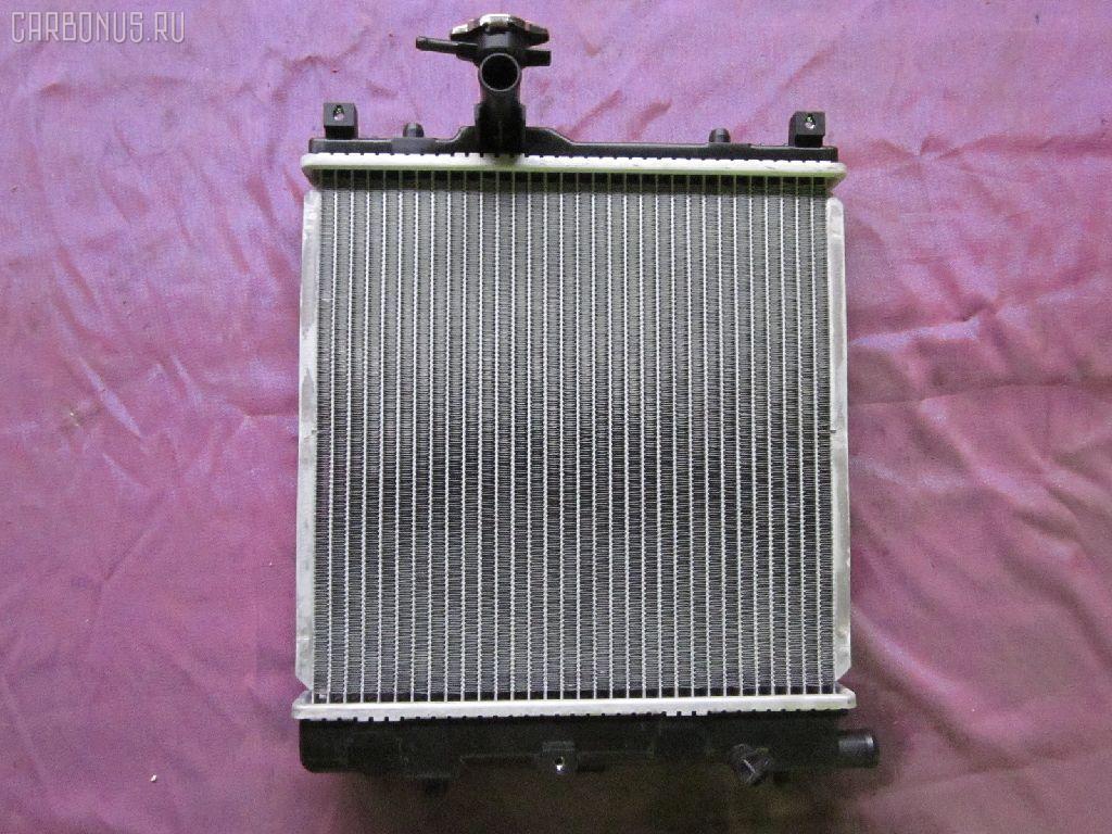 Радиатор ДВС SUZUKI KEI HN22S. Фото 2