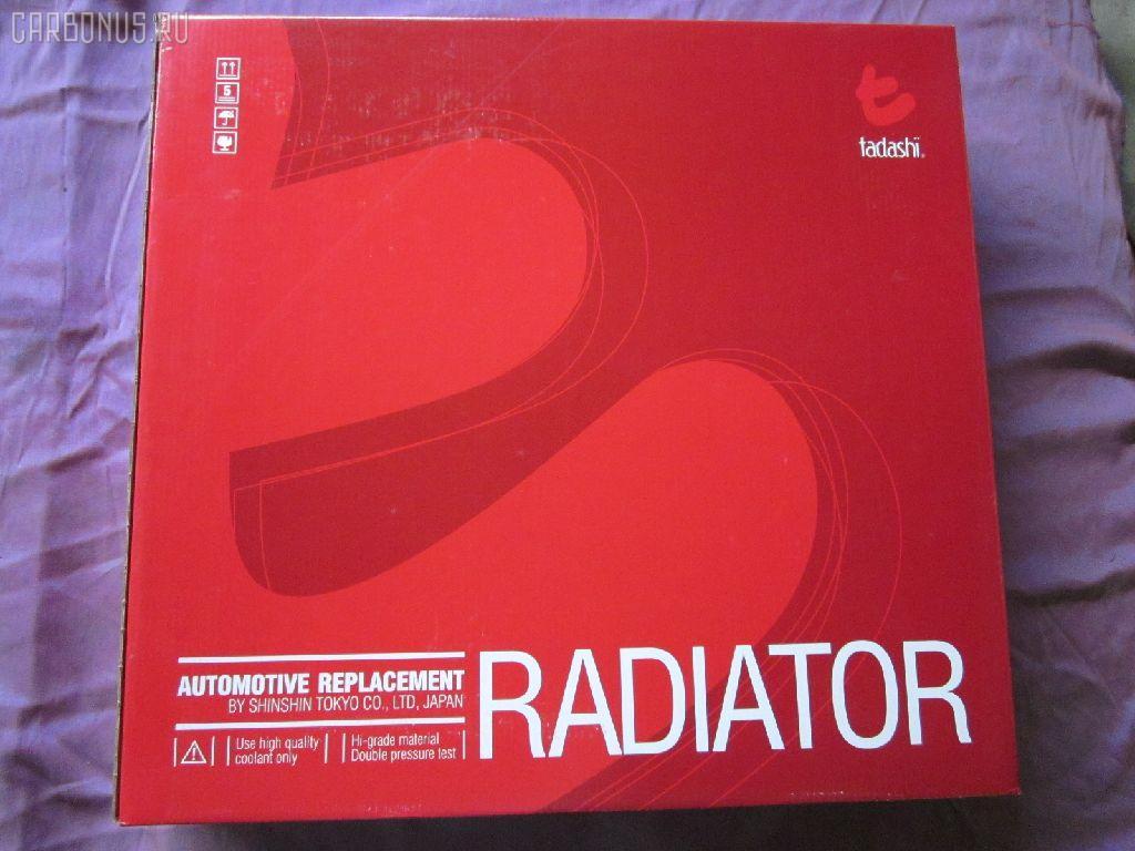 Радиатор ДВС TOYOTA ESTIMA ACR30W Фото 1