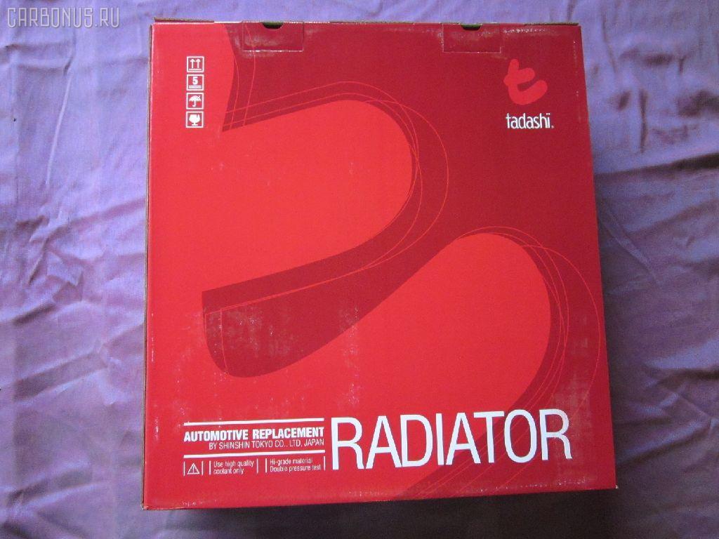 Радиатор ДВС TOYOTA VITZ SCP13 2SZ-FE Фото 1