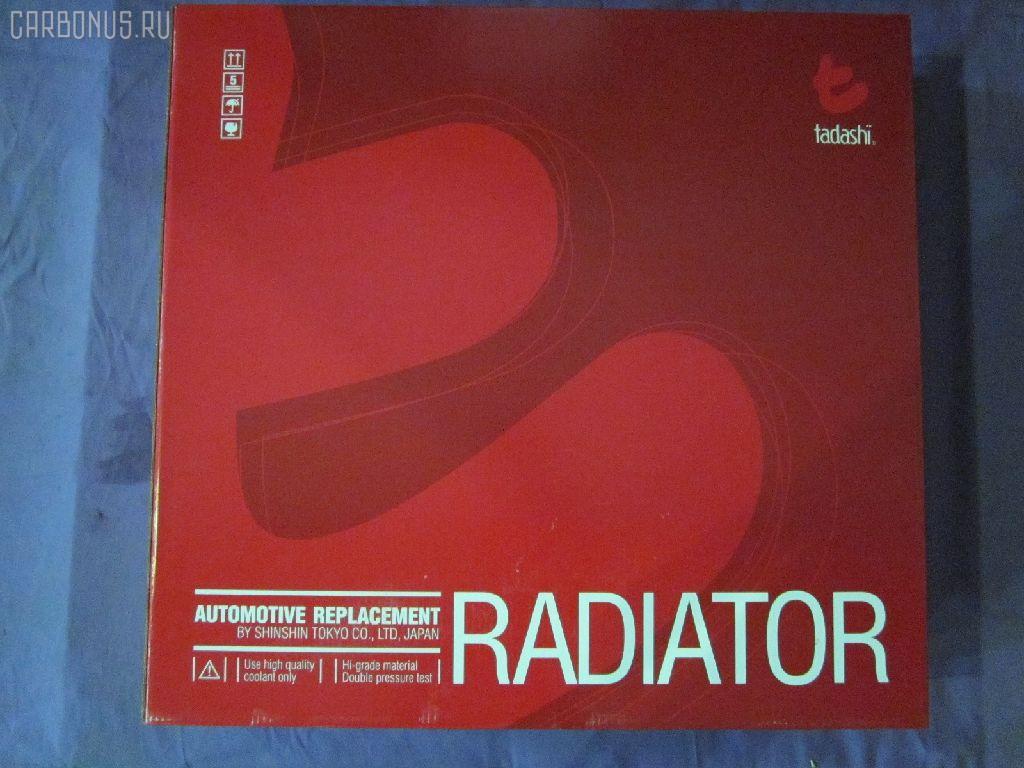 Радиатор ДВС TOYOTA CAMRY SV40 4S-FE. Фото 3