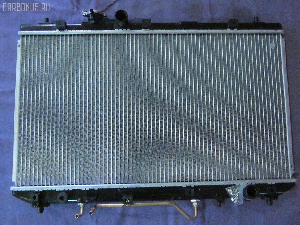 Радиатор ДВС TOYOTA CAMRY SV40 4S-FE. Фото 6