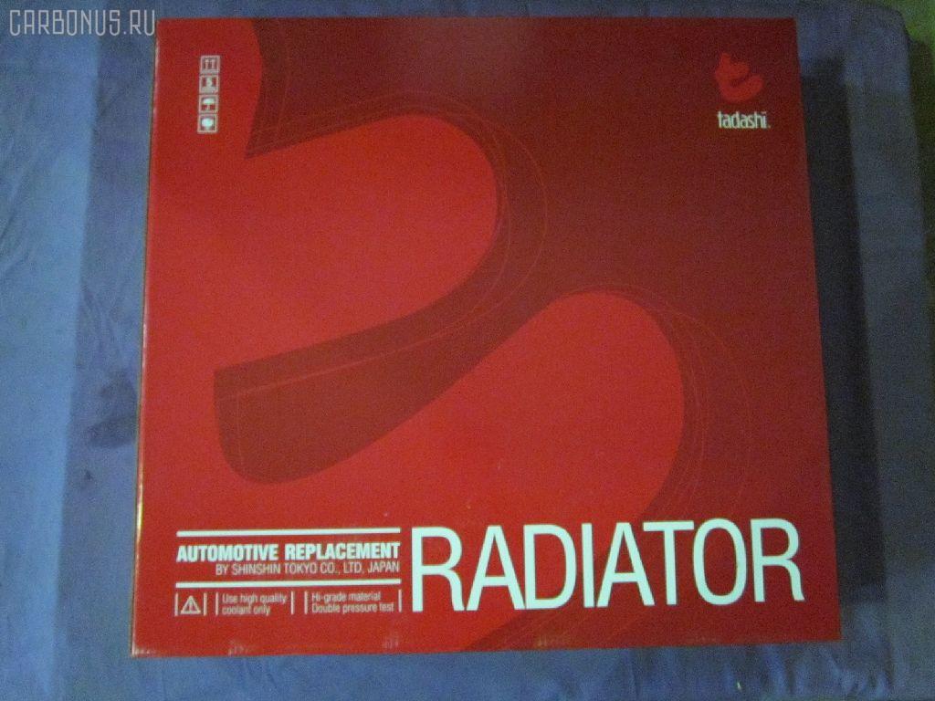 Радиатор ДВС TOYOTA CAMRY SV40 4S-FE. Фото 11
