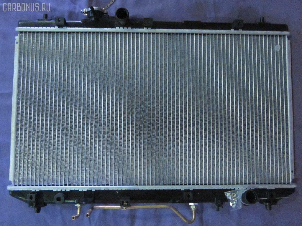 Радиатор ДВС TOYOTA CAMRY SV40 4S-FE. Фото 8