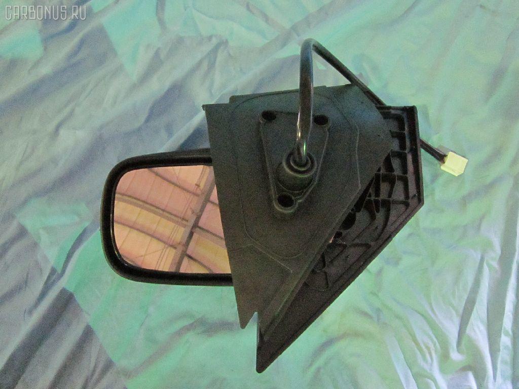 Зеркало двери боковой TOYOTA VITZ SCP10. Фото 8
