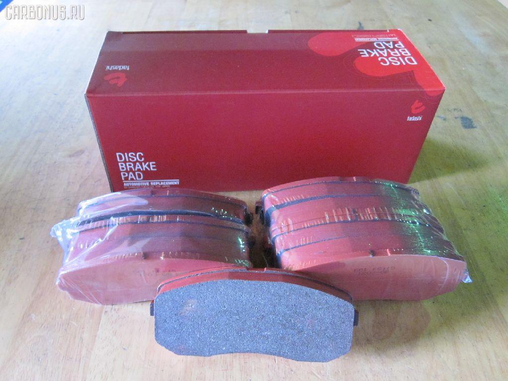 Тормозные колодки MITSUBISHI CANTER FE82D Фото 1