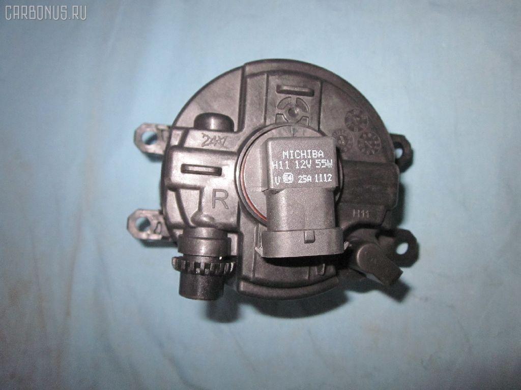 Туманка бамперная TOYOTA VITZ SCP90 Фото 1