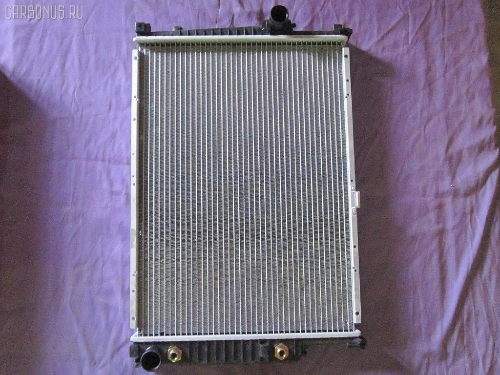 Радиатор ДВС BMW 5-SERIES E34 M30. Фото 1
