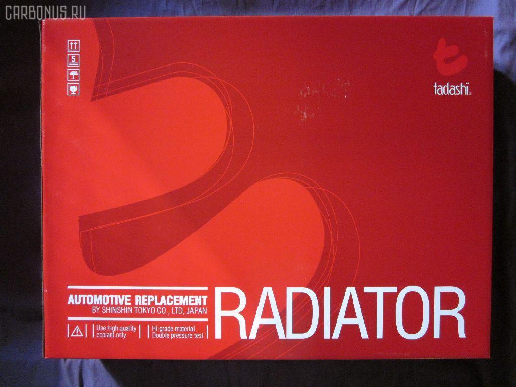 Радиатор ДВС VOLKSWAGEN GOLF III 1H1. Фото 4