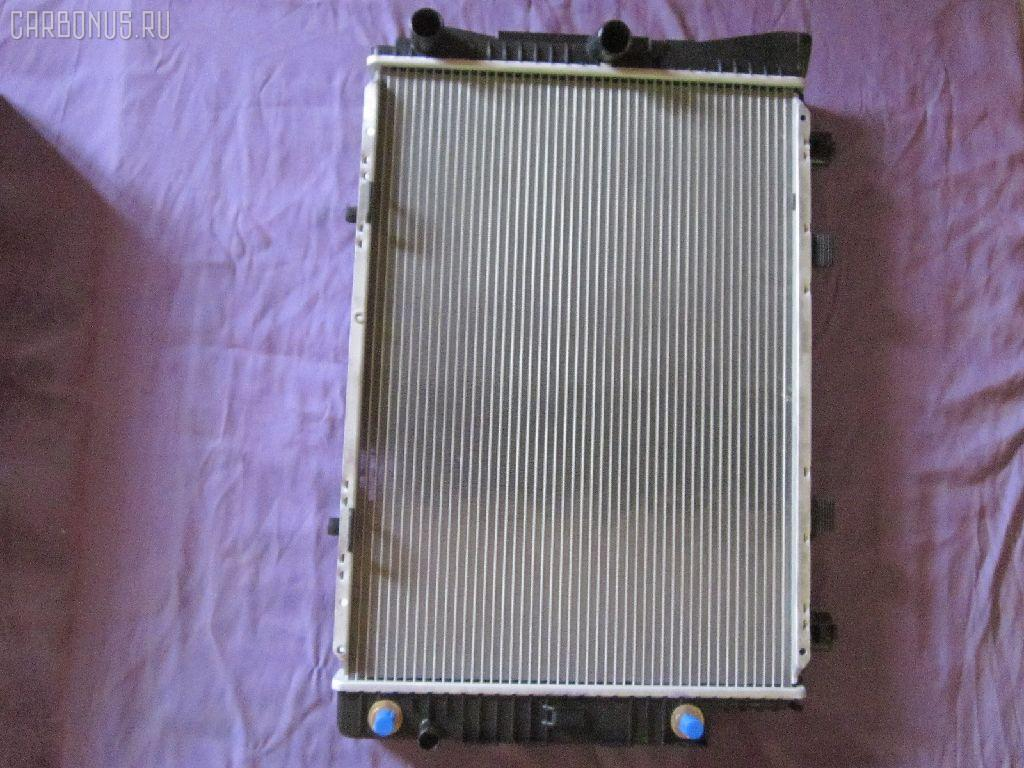 Радиатор ДВС MERCEDES-BENZ S-CLASS W140.032 104.994 Фото 1