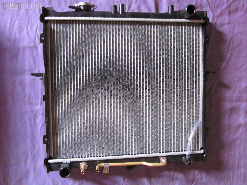 Радиатор ДВС KIA SPORTAGE. Фото 1