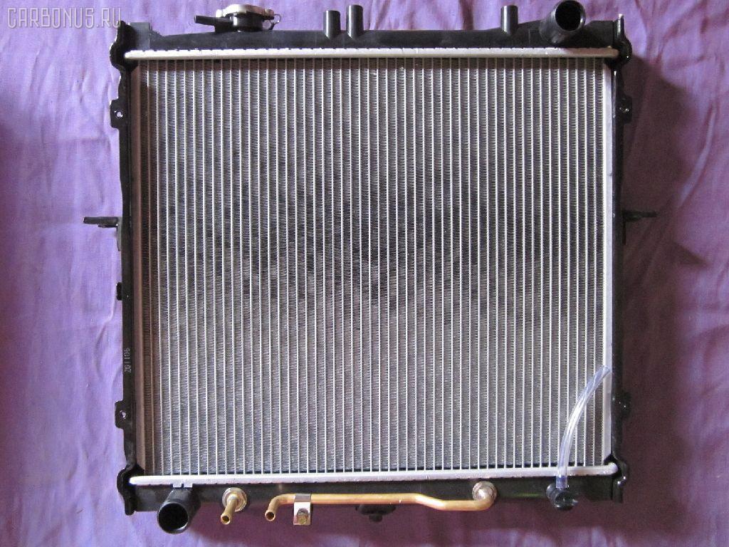 Радиатор ДВС KIA SPORTAGE. Фото 3