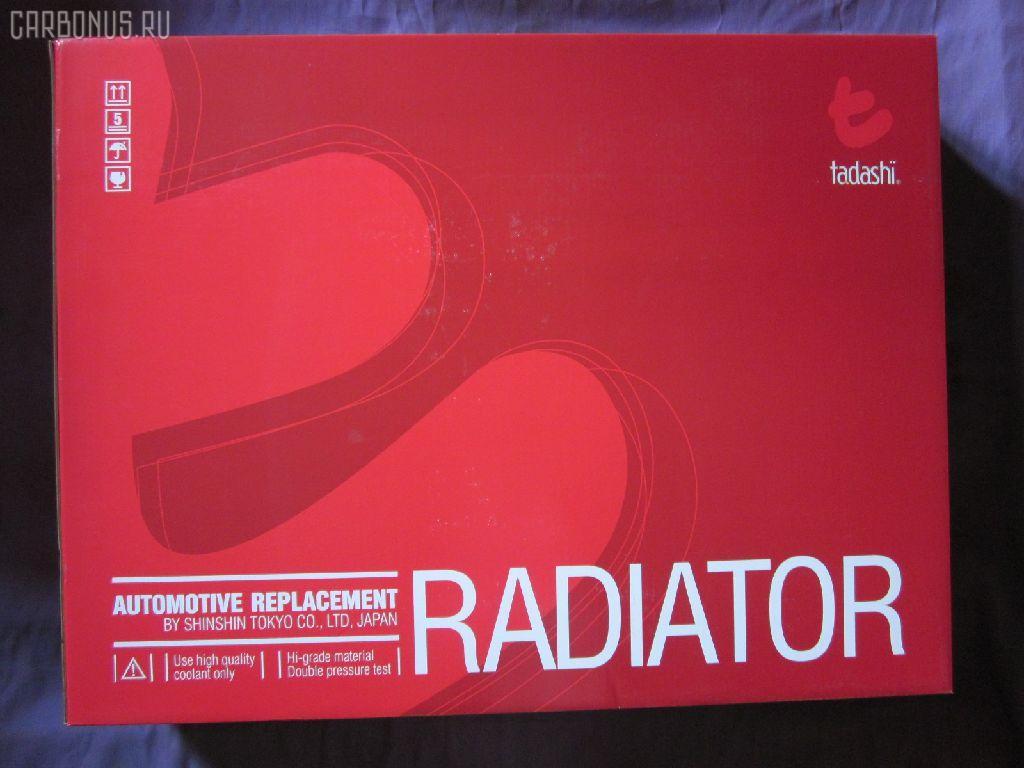 Радиатор ДВС KIA SPORTAGE. Фото 4