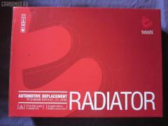 Радиатор ДВС VOLKSWAGEN GOLF IV 1J1 AGN Фото 1