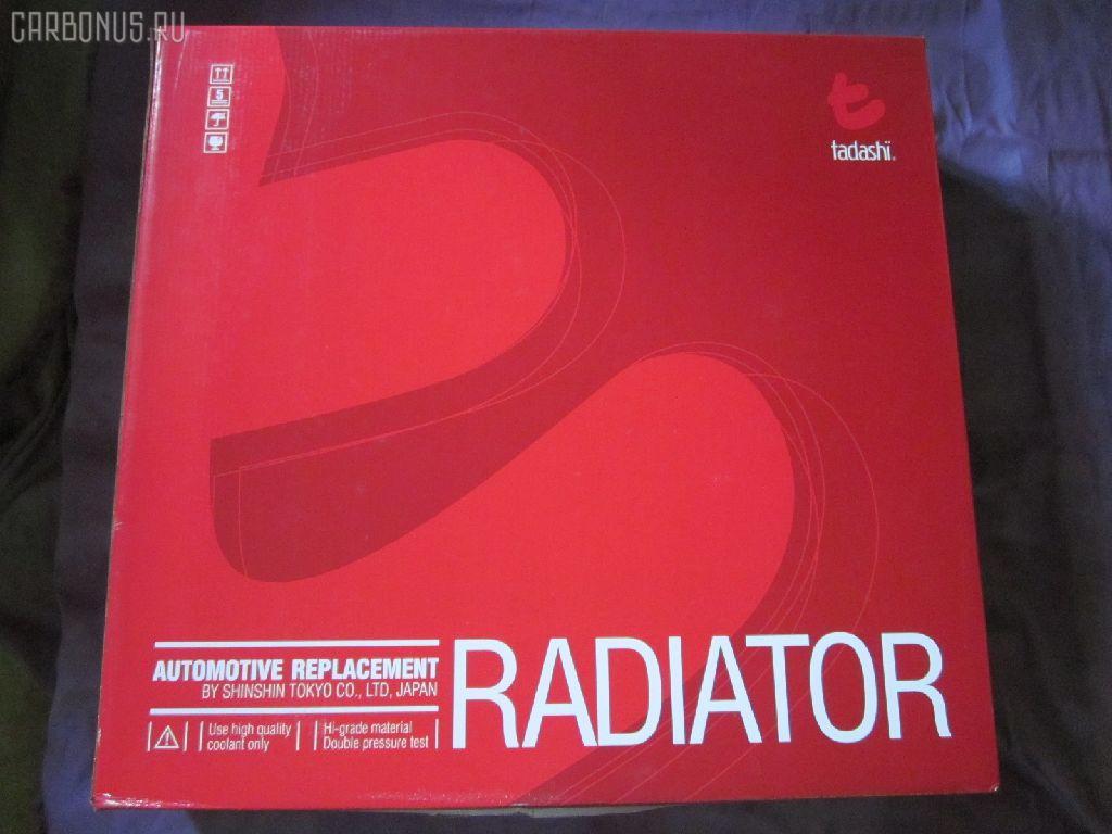 Радиатор ДВС TOYOTA TUNDRA VCK30L 5VZ-FE Фото 2