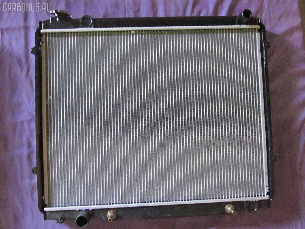 Радиатор ДВС TOYOTA TUNDRA VCK30L 5VZ-FE Фото 1