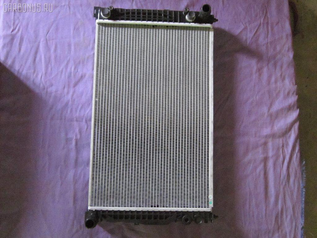 Радиатор ДВС VOLKSWAGEN PASSAT 3B2 Фото 1