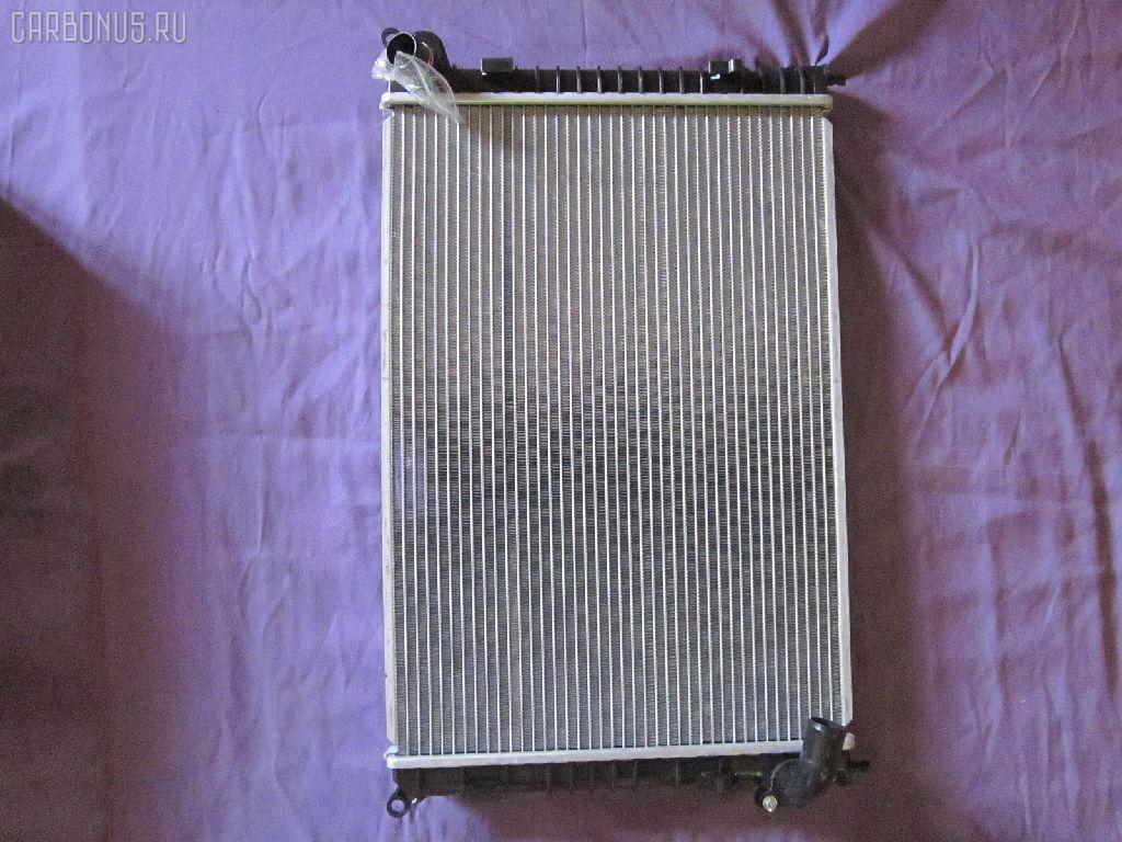Радиатор ДВС MINI COOPER R50 W10-B16A Фото 2