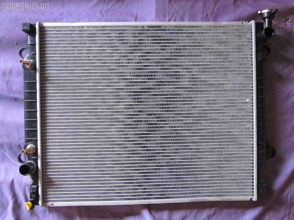 Радиатор ДВС TOYOTA TACOMA GRN245L 1GR-FE Фото 1