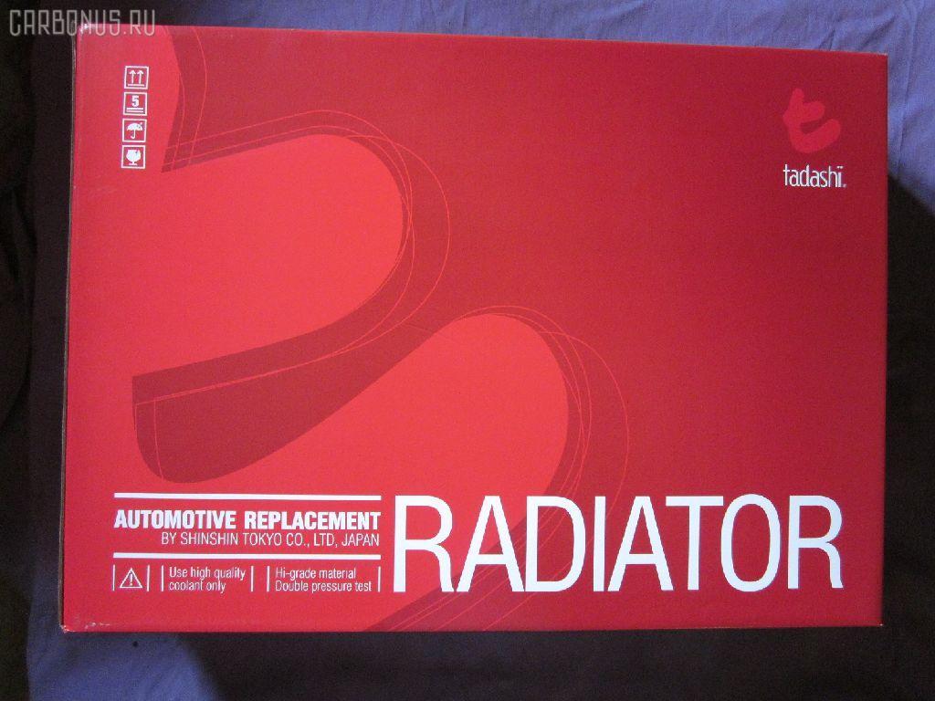 Радиатор ДВС MINI COOPER S R53 W11-B16A Фото 2