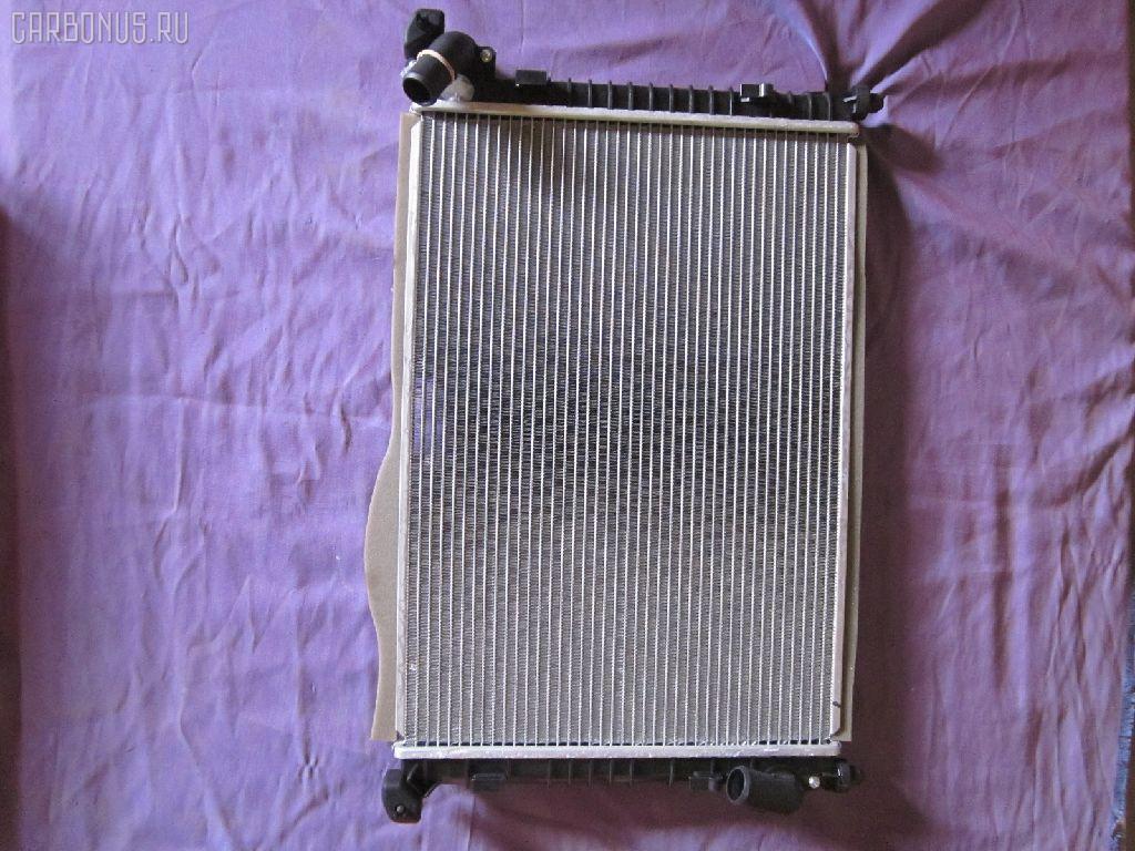 Радиатор ДВС MINI COOPER S R53 W11-B16A Фото 1