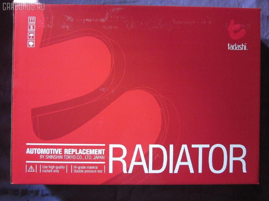 Радиатор ДВС MERCEDES-BENZ E-CLASS W211.004 646.951 Фото 2