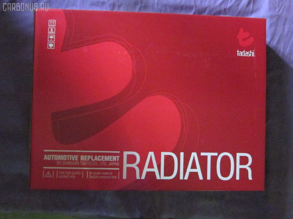 Радиатор ДВС VOLKSWAGEN CADDY III 2K. Фото 2