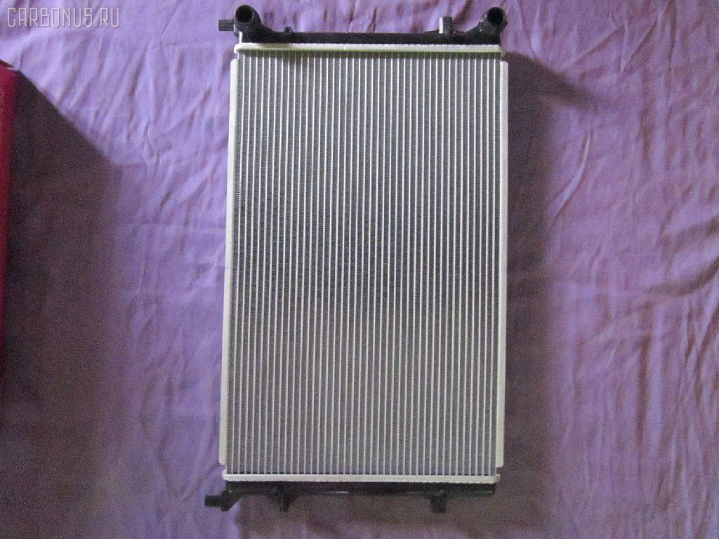 Радиатор ДВС VOLKSWAGEN CADDY III 2K. Фото 3