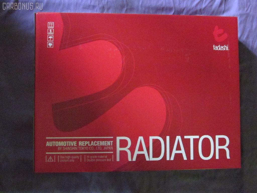 Радиатор ДВС VOLKSWAGEN CADDY III 2K. Фото 4
