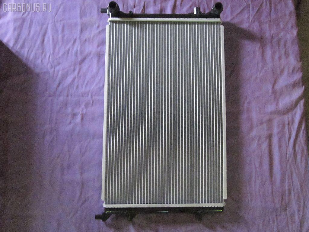 Радиатор ДВС VOLKSWAGEN CADDY III 2K. Фото 11