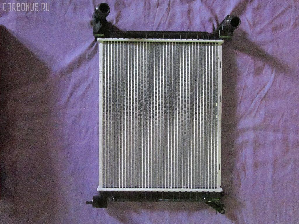 Радиатор ДВС Mini One R50 W17-1ND Фото 1