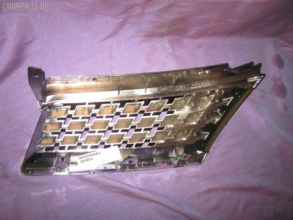 Решетка радиатора NISSAN TIIDA C11. Фото 10