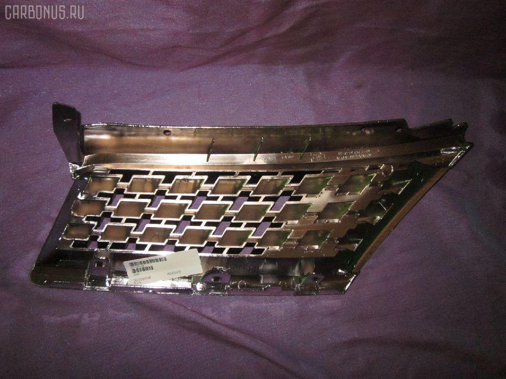 Решетка радиатора NISSAN TIIDA C11. Фото 11