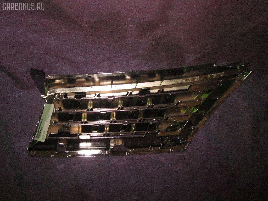 Решетка радиатора NISSAN TIIDA LATIO C11 Фото 2