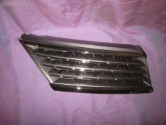 Решетка радиатора TYG DS07266GAR на Nissan Tiida Latio C11 Фото 1