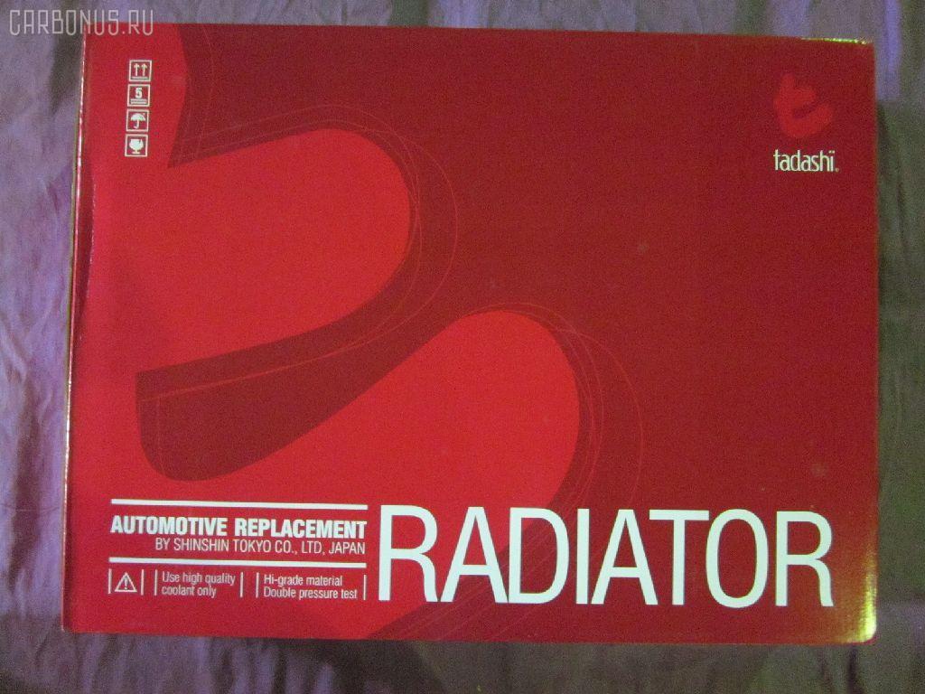 Радиатор ДВС MERCEDES-BENZ C-CLASS W204 Фото 2