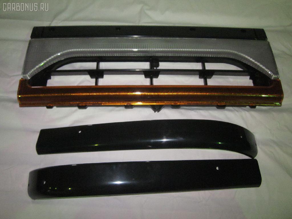 Решетка радиатора Mitsubishi Canter FE568 Фото 1
