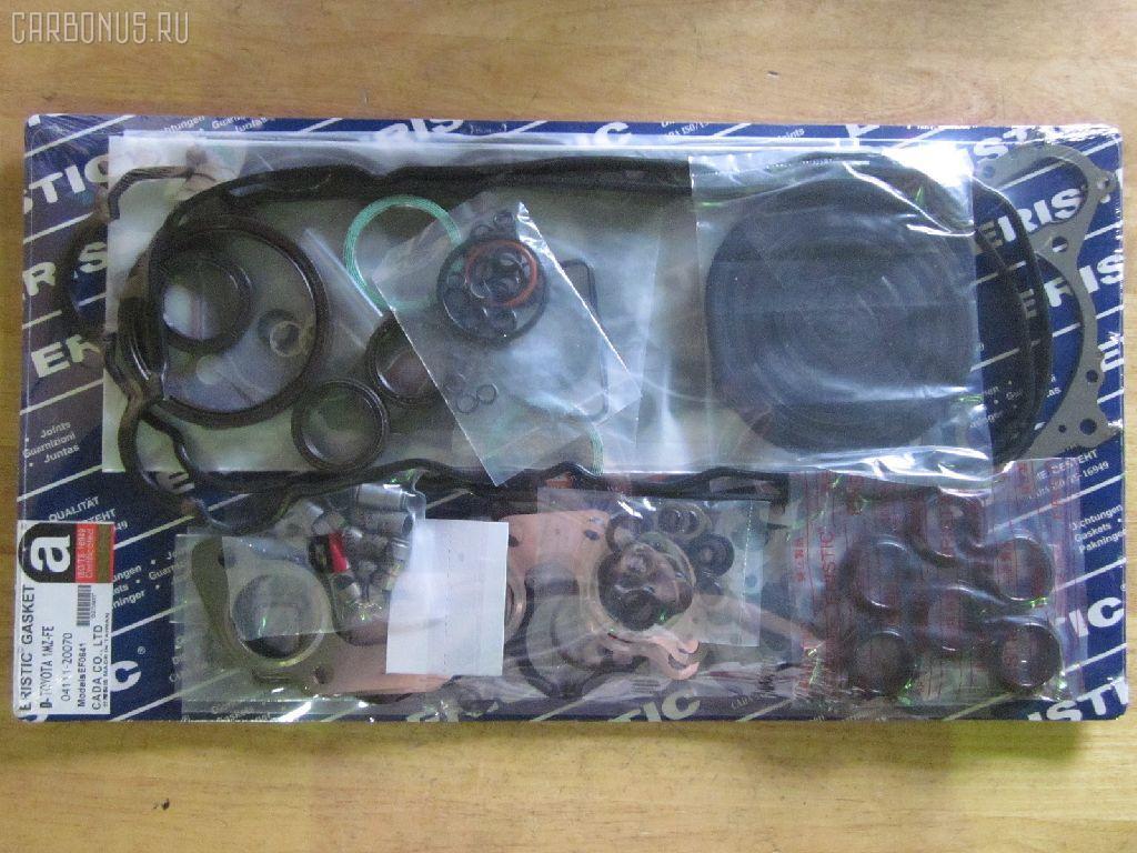 Ремкомплект ДВС TOYOTA MCV20 1MZ-FE Фото 1