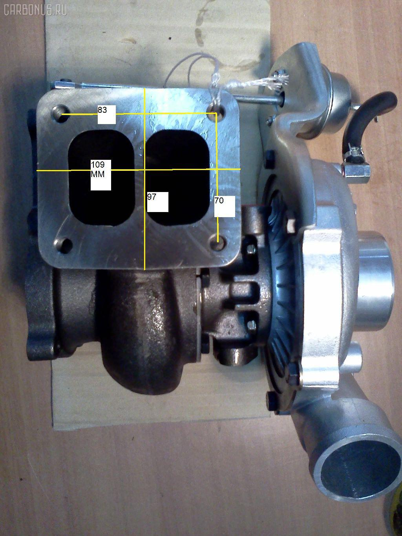 Турбина NISSAN DIESEL CONDOR MK210 FE6T Фото 1