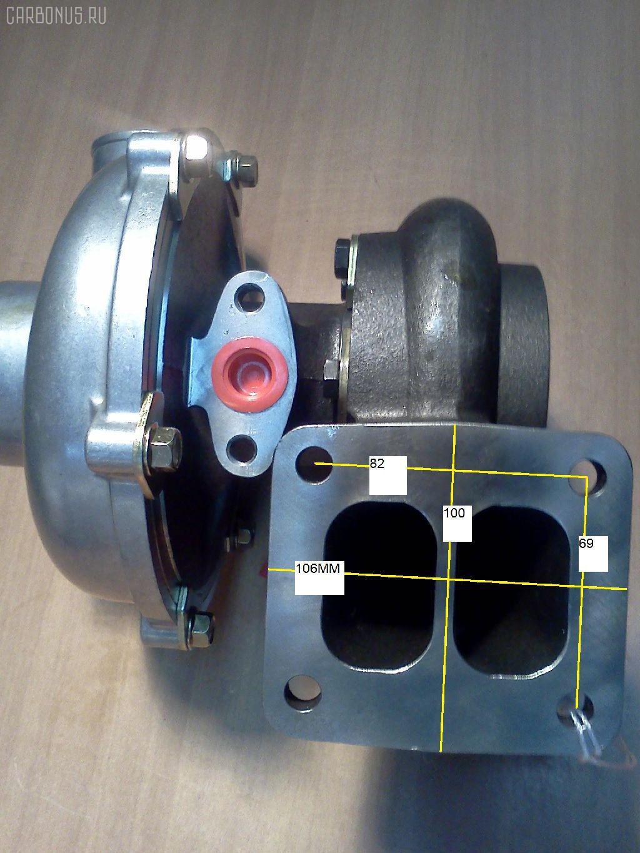 Турбина ISUZU FORWARD FSR11 6BD1T Фото 1