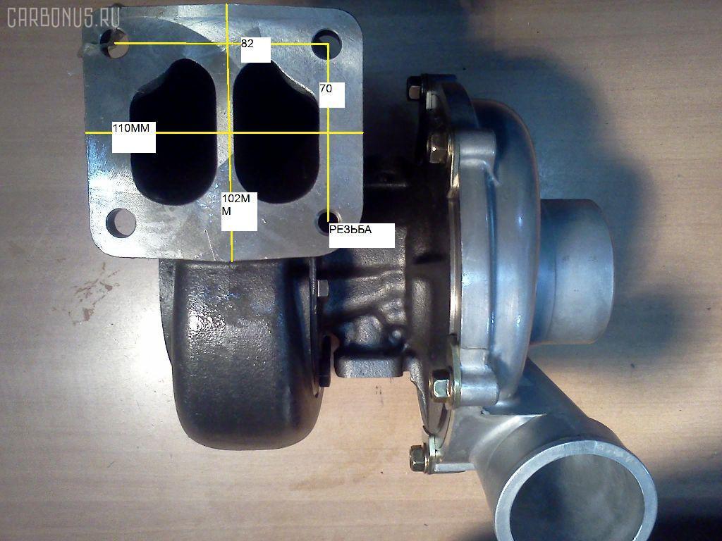 Турбина HINO TRUCK FN27 EP100 Фото 11