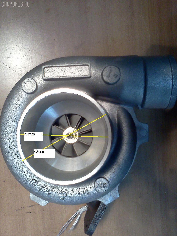 Турбина KOMATSU PC200-5 PC200-5 S6D95. Фото 3