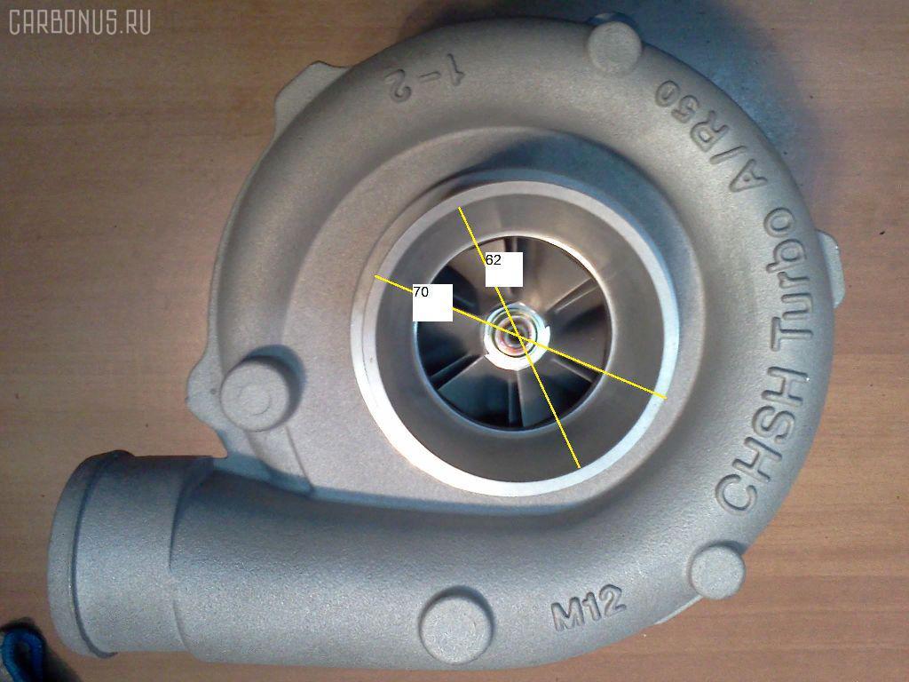 Турбина KOMATSU PC300-5 PC300-5 SA6D108 Фото 3