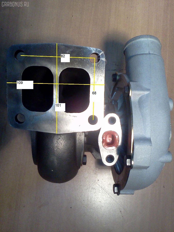 Турбина KOMATSU PC300-5 PC300-5 SA6D108 Фото 1
