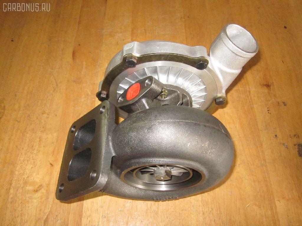 Турбина KOMATSU PC300-6 PC300-6 SA6D108. Фото 9