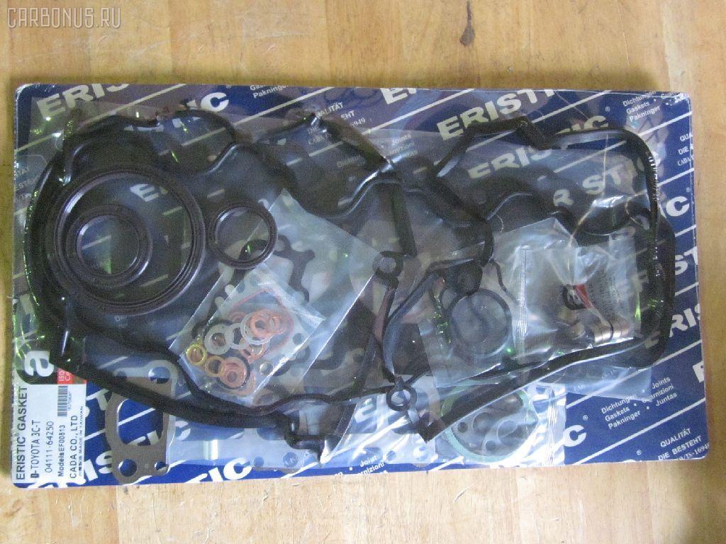 Ремкомплект ДВС TOYOTA CAMRY CV43 3CT. Фото 6