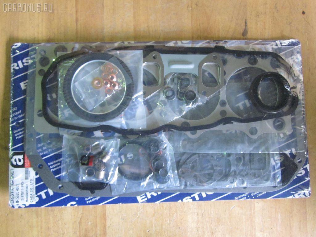Ремкомплект ДВС ISUZU ELF NPS58 4BE1 Фото 1